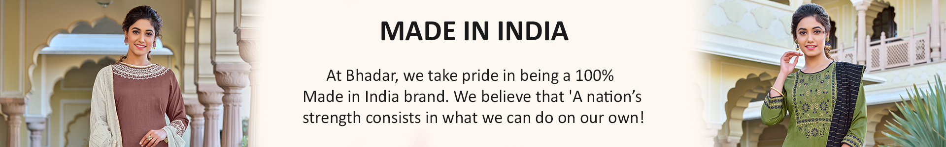 Bhadar Made in india